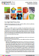 How Digital Print Works Whitepaper