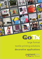 GoTx Decorative Applications and Solutions Brochure